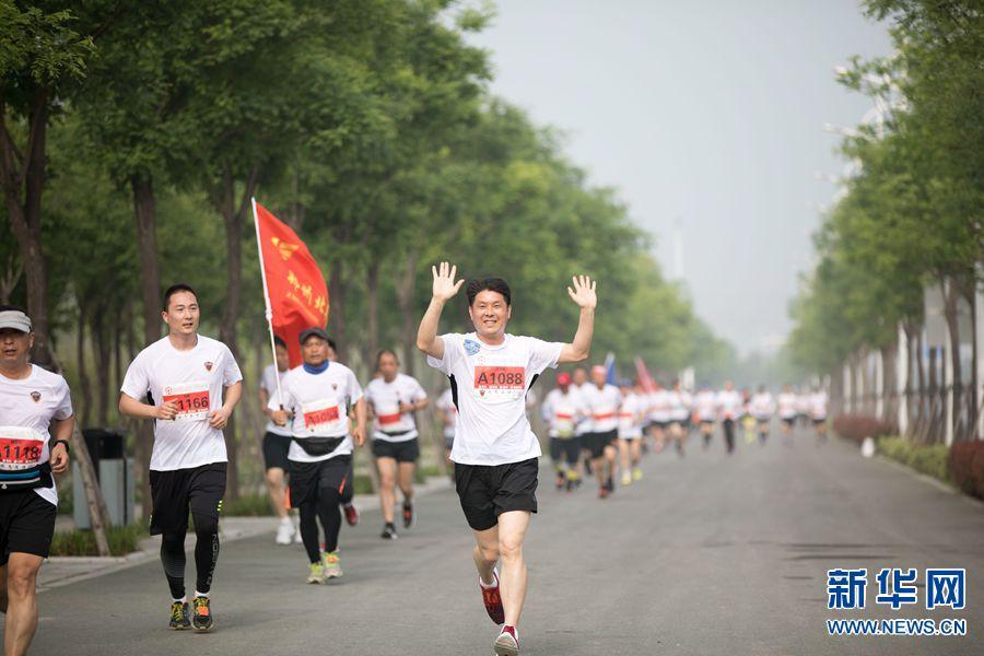 本次比赛既是郑州局集团公司举办的第一届职工半程马拉松比赛,也是全国铁路第一个举办马拉松赛事的集团公司,还是全国第一个以铁路为主题的马拉松赛事。