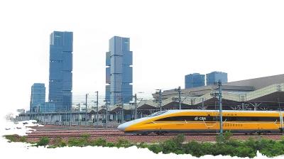 郑万铁路郑州东至邓州东段开始联调联试