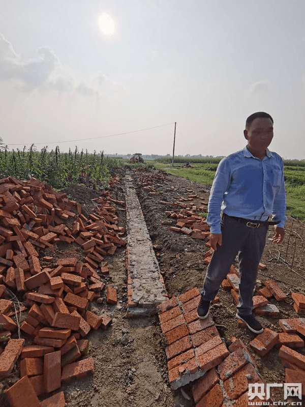 牧原集团欲占1.5万亩基本农田建猪场被曝光后遭叫停 对此事该公司一直未公开回应