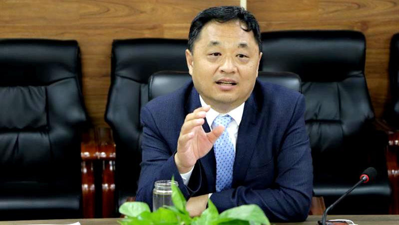刘品生:中宏(河南)产教融合专家咨询委员会首席专家