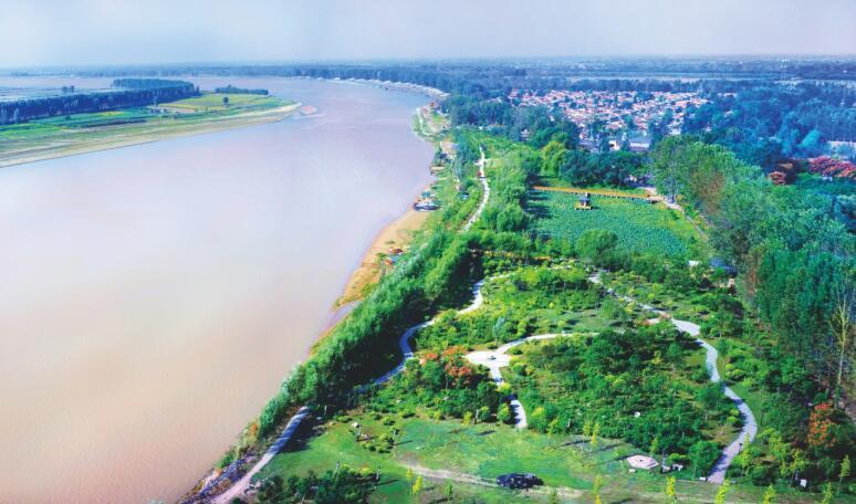 【两会特辑】黄河流域生态保护 和高质量发展的河南样板