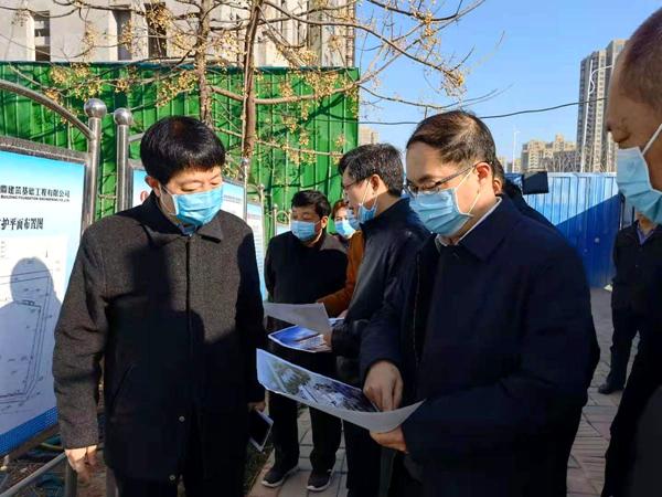 河南省发展改革委副主任郭玮调研重大卫生健康项目谋划建设工作