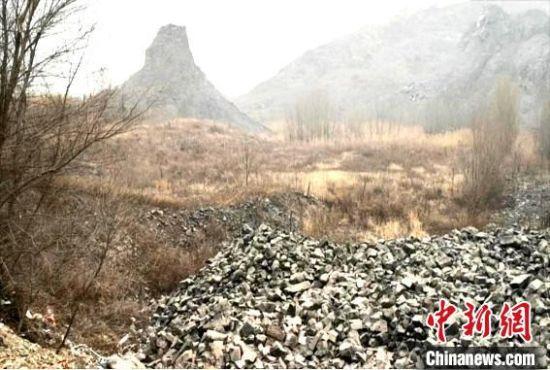 矿坑变绿地 河南五年整治露天矿山45万亩