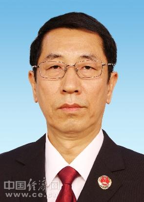 段文龙任河南省人民检察院代检察长